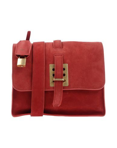 FONTANA MILANO 1915 Across-Body Bag in Brick Red