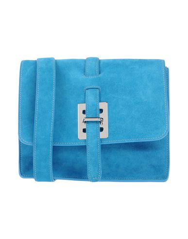 FONTANA MILANO 1915 Across-Body Bag in Turquoise
