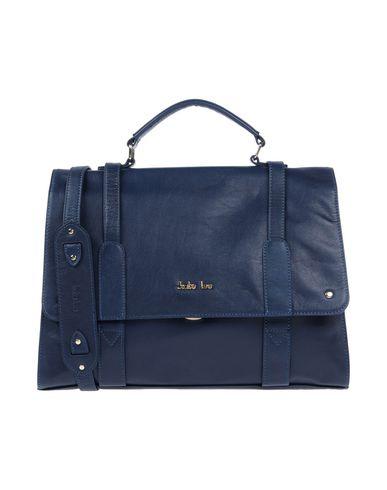 Dark Handbag KATE LEE Handbag blue KATE LEE blue Dark KATE blue LEE Dark Handbag HwCx6Hq
