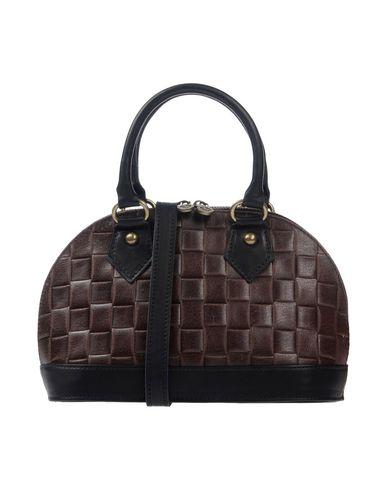 Dark Handbag PELLEDOCA PELLEDOCA Handbag brown Dark brown Swz8pXR