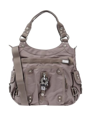 GINA Handbag grey GEORGE amp; Dove LUCY 6qwxBBFd