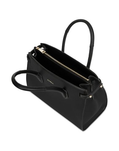 FURLA Black Handbag Black FURLA FURLA Handbag P4qRf
