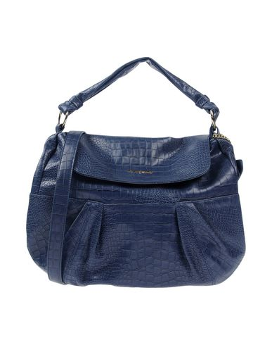 SET Simona blue Handbag TWIN Barbieri Slate 0BwWpx