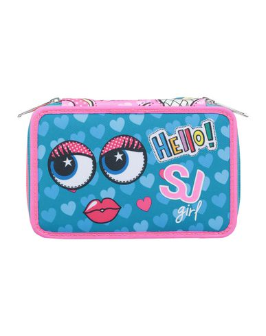 miglior sito web 6268f 11b47 SJ GANG by SEVEN Pencil case - Handbags | YOOX.COM