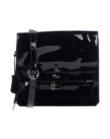 TOSCA BLU bag Across Black body 8OR17q