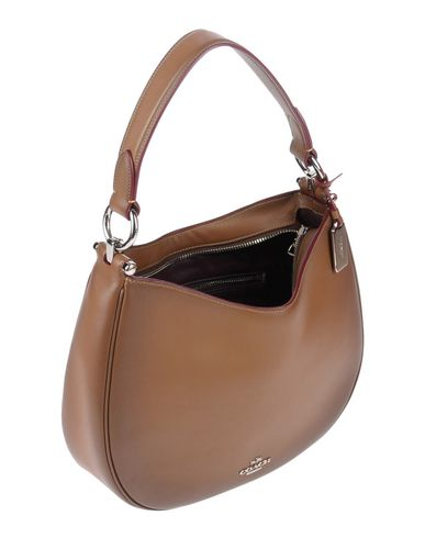 Handbag COACH Brown COACH Handbag Brown COACH zxHwnHOq7