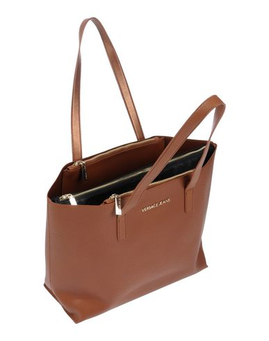 Handbag Handbag Handbag VERSACE VERSACE VERSACE Handbag Brown JEANS VERSACE Brown Brown JEANS JEANS JEANS ftfUqRp