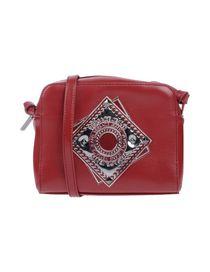 Costume National HANDBAGS - Medium leather bags su YOOX.COM Bxi8H