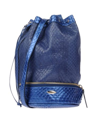 F.E.V. Cross-Body Bags in Blue