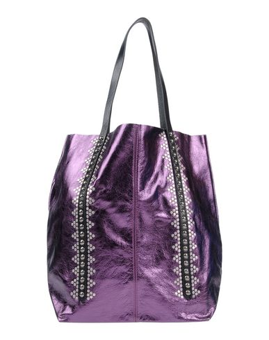 NANNI Handbag NANNI Purple Handbag H4PwOqq1