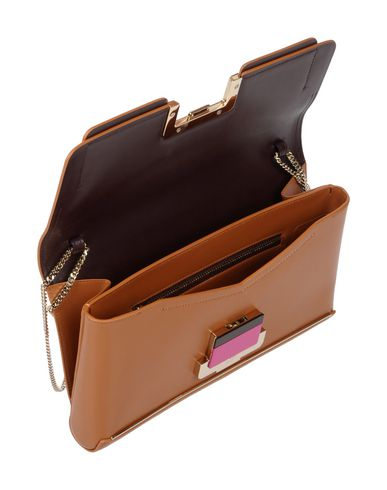 VIVIER Tan ROGER Handbag VIVIER ROGER Handbag T85Bq6w