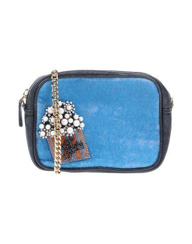 LISA C BIJOUX Handbag in Azure