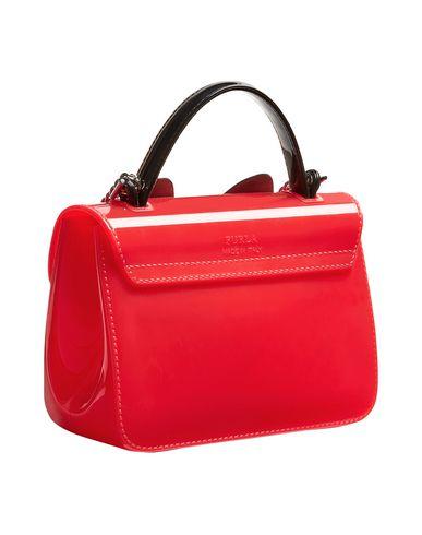 MINI FURLA body bag Red Across CUPIDO CROS MERINGA CANDY qtqfCwS4
