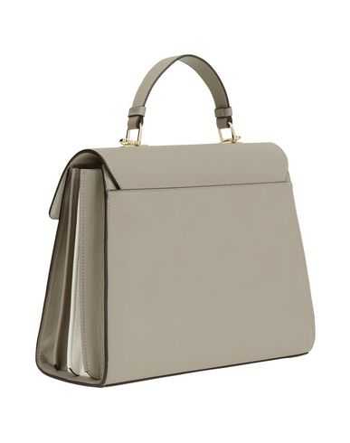 TOP grey MUGHETTO L HANDLE Handbag Dove FURLA EYqT4nAx