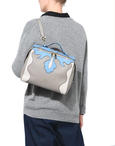 M grey EXCELSA Handbag FURLA FURLA TOP HANDLE Dove 05wExqXx