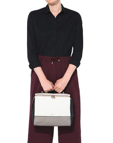 Handbag FURLA M TOP HANDLE Ivory FURLA EXCELSA Wn6UxnHAfv