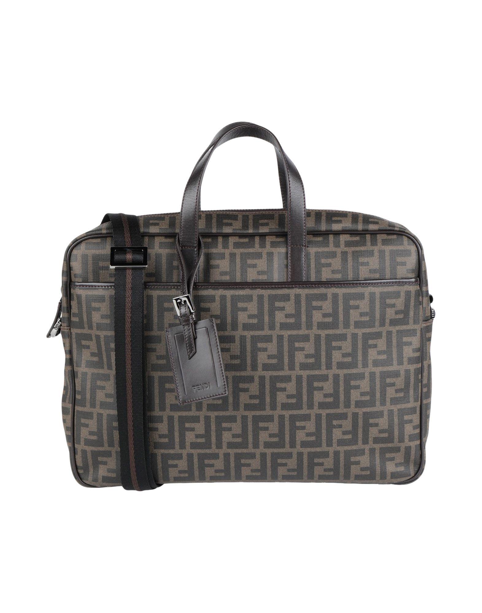 ... official fendi work bag men fendi work bags online on yoox united  states 4992e db7a6 efec38f81c1b0