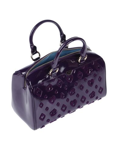 TOSCA Dark Handbag Handbag purple Dark BLU purple BLU BLU TOSCA Dark Handbag TOSCA 4Sx6pAw