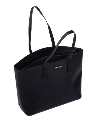 SET TWIN Handbag Simona Black Barbieri BxHqpd