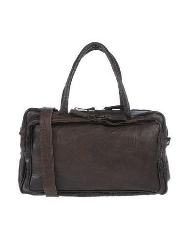 CORSIA Dark Handbag Handbag CORSIA brown xnSPgqrnX