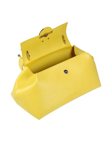 BENEDETTA Handbag BENEDETTA BRUZZICHES BRUZZICHES Yellow Rq5Xdxzw