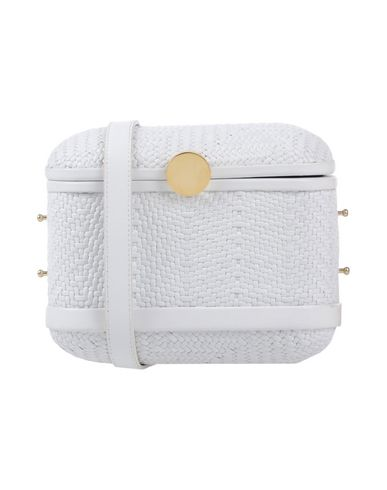 BENEDETTA bag BRUZZICHES White Across body gYgqr4