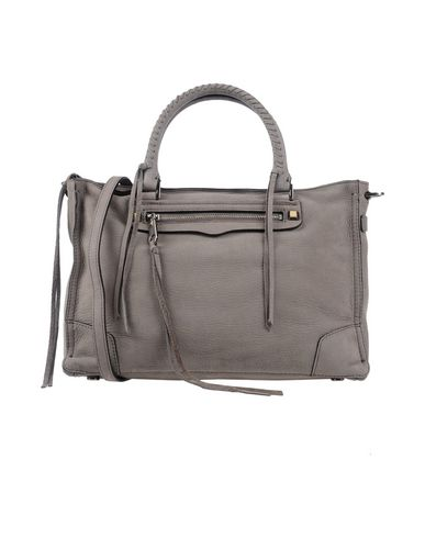 REBECCA Grey Grey Handbag Grey Handbag REBECCA MINKOFF Handbag MINKOFF REBECCA REBECCA MINKOFF MINKOFF 5w7AqHR