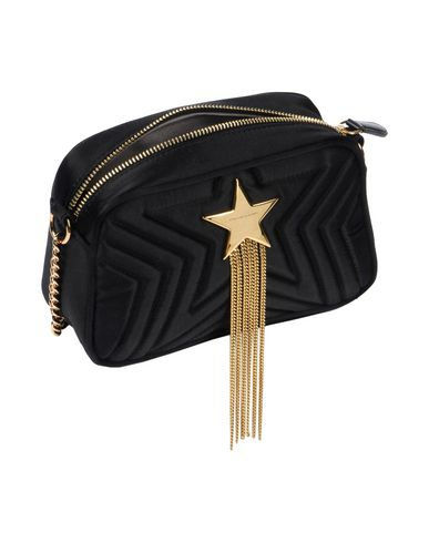 Across STELLA body McCARTNEY Black bag OSxwURq