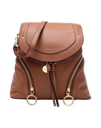 See By Chloé Olga Medium Backpack - Backpack   Fanny Pack - Women ... b1eabd54a3487