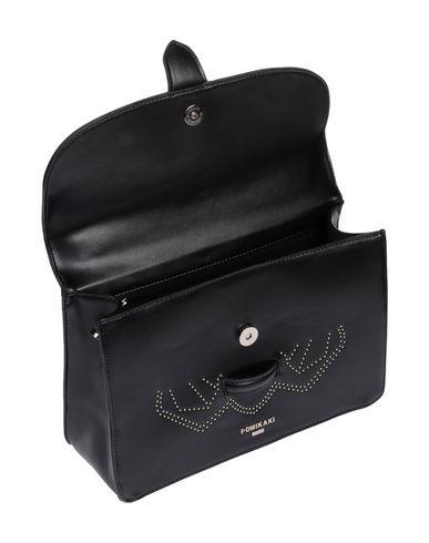 POMIKAKI Black Handbag Handbag POMIKAKI Black REBwzTwq