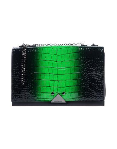 ARMANI EMPORIO Green body bag Across AOx4wdqA