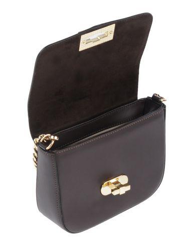 BELLUCCI AB brown ASIA Dark Handbag TqwUPHCwv8