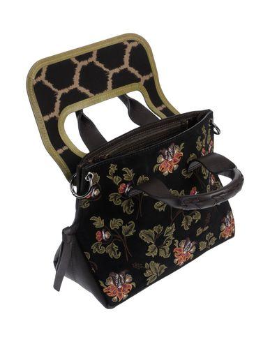 MALÌPARMI Black Handbag MALÌPARMI Handbag 5BFw7x