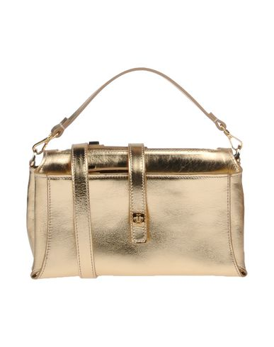 GIANCARLO GIANCARLO Handbag Gold Gold PETRIGLIA PETRIGLIA Handbag GIANCARLO wHpvz6