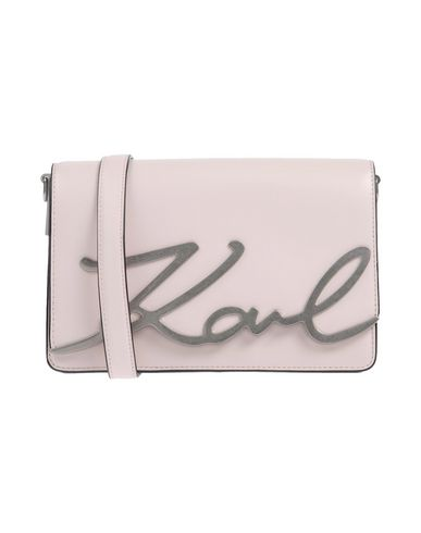 Across bag body KARL LAGERFELD Pink 5qacTO4
