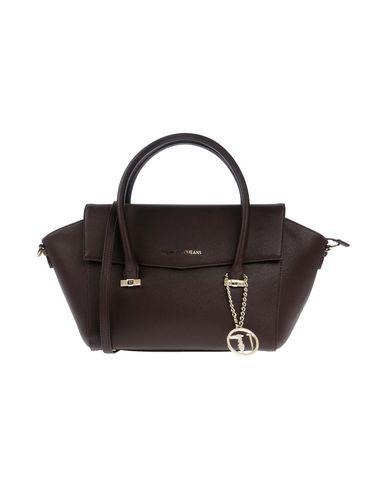 JEANS Dark JEANS Dark Handbag JEANS JEANS Handbag TRUSSARDI TRUSSARDI Handbag Dark brown TRUSSARDI TRUSSARDI brown brown 0vxwBA