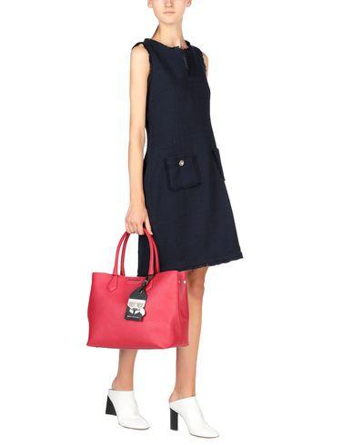 KARL Brick LAGERFELD KARL red LAGERFELD Handbag xS1aw41q