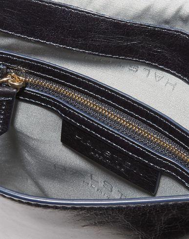 Handbag HALSTON blue HERITAGE HERITAGE Dark HALSTON WBxqqan1w7