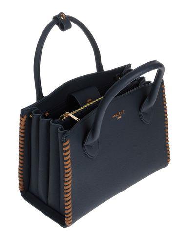 blue Handbag POMIKAKI blue Dark POMIKAKI Dark Handbag Uq7vAPnw