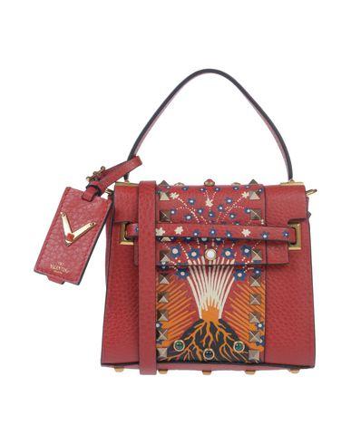 GARAVANI VALENTINO Brick Handbag VALENTINO VALENTINO GARAVANI Brick Brick Handbag Handbag GARAVANI VALENTINO red red red GARAVANI 7q5txWFwfA