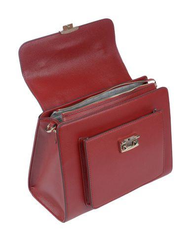 JEANS red Handbag TRUSSARDI Brick TRUSSARDI JEANS BnPq8p7xE