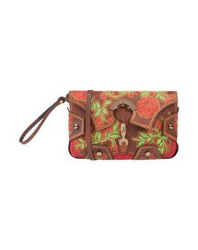 HYMY HYMY Handbag Brown Handbag Handbag HYMY Brown vx6pvq8r