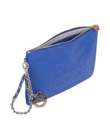 PON Handbag SECRET SECRET PON PON PON Blue Handbag 4nwgOZ