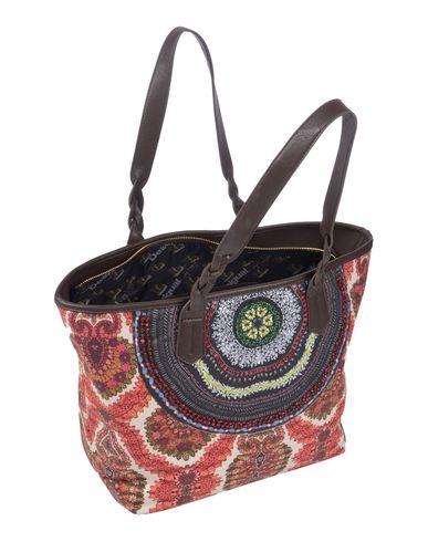 brown L DESIGUAL Handbag Dark by ZCnOxI