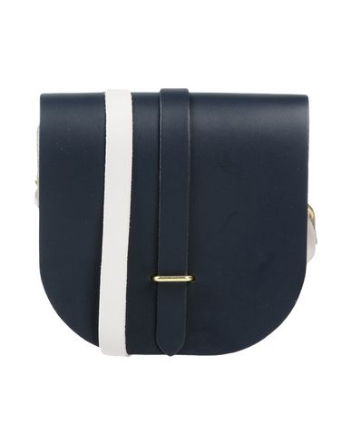 body Across bag Dark blue CAMBRIDGE SATCHEL THE COMPANY UR1IFIx