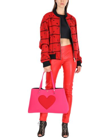 des Fuchsia FILLE Handbag FLEURS LA YUTwqT