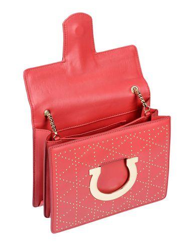 bag Across FERRAGAMO SALVATORE Red body nw0UxZFq8