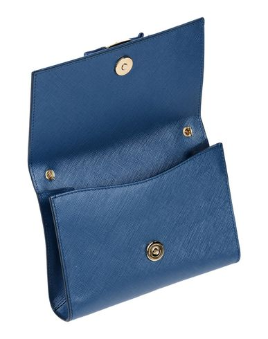 Dark SALVATORE body blue Across FERRAGAMO bag IrwCrTqx