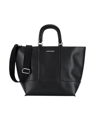 7629101a27f7 Calvin Klein Jeans Passenger Ew Zip Tote - Handbag - Women Calvin ...