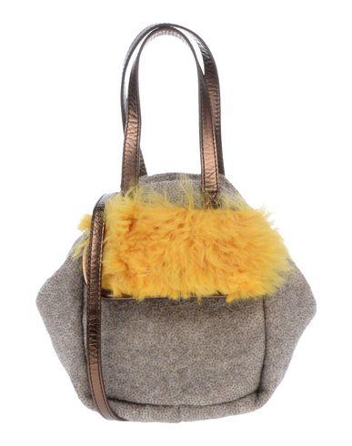 CARMINA CAMPUS Handbag in Grey